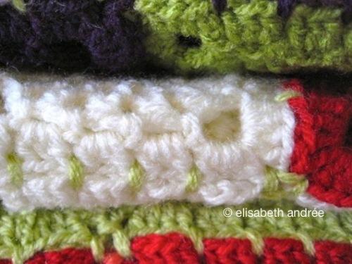 festive blanket by elisabeth andrée