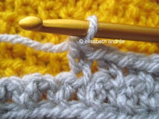 stitch pattern crochet contest