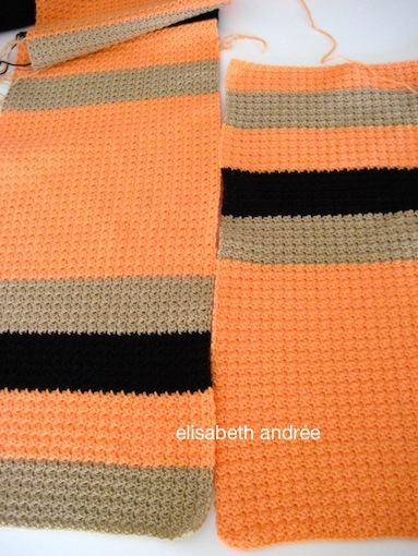 orange-stripes - elisabeth andrée