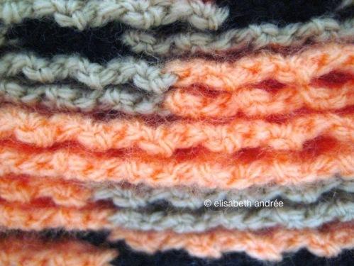 orange-stripes - elisabeth andrée