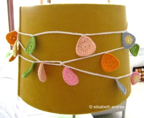practice-crochet-stitches-to-make-a-garland-and-more by elisabeth andrée