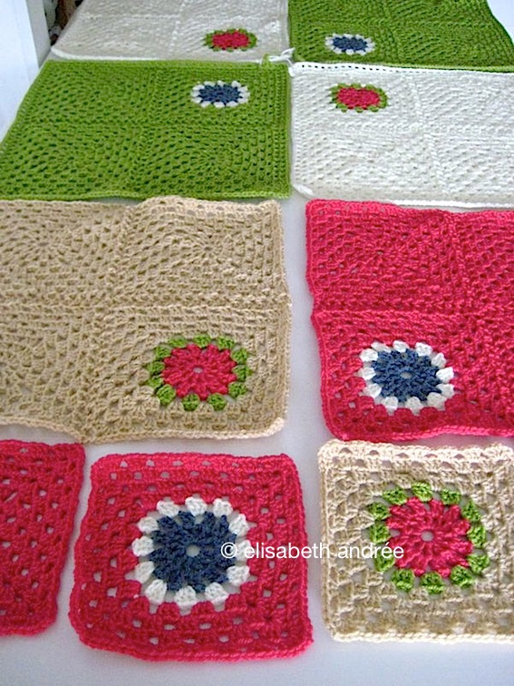 blanket for my mother