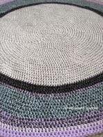 round rug by elisabeth andrée