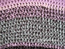 round rug detail by elisabeth andrée