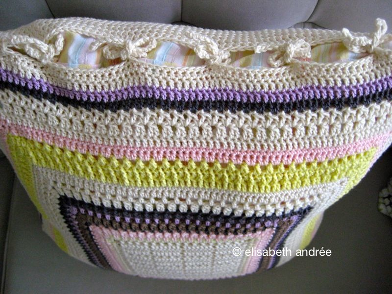closure cushion cover for mom