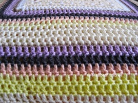 stitches cushion cover