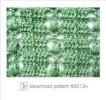 mypicot.com pattern number 2013