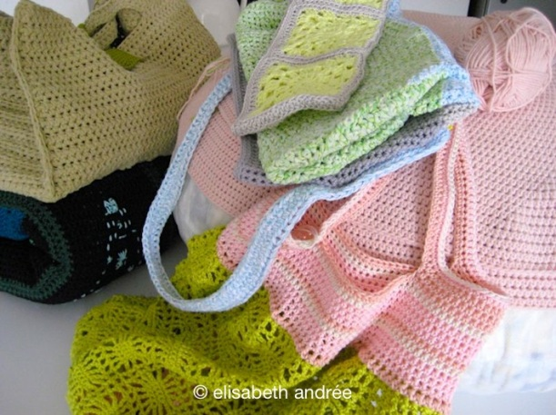 crochet projects by elisabeth andrée
