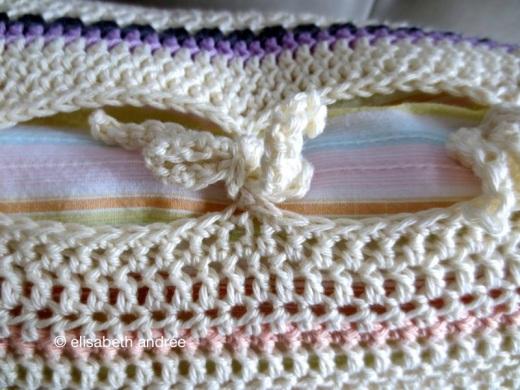 closure cushion cover