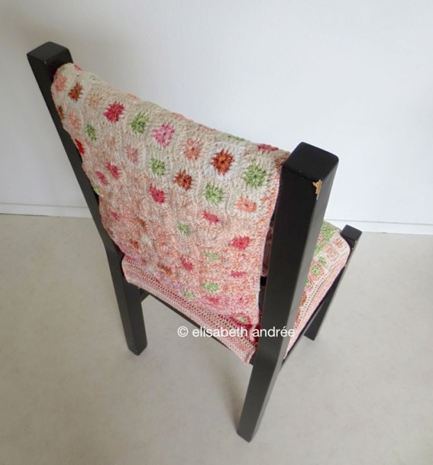 crochet chair cover back