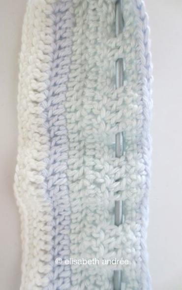 crochet upper part burano decoration