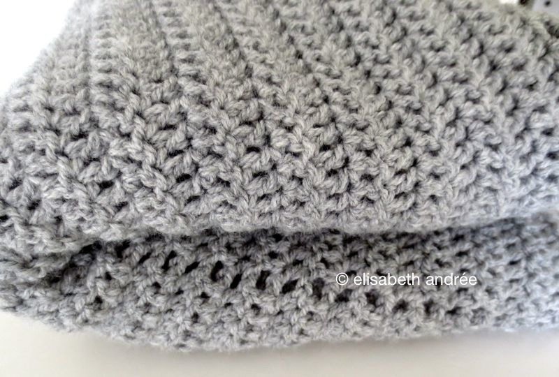 crochet project by elisabeth andrée
