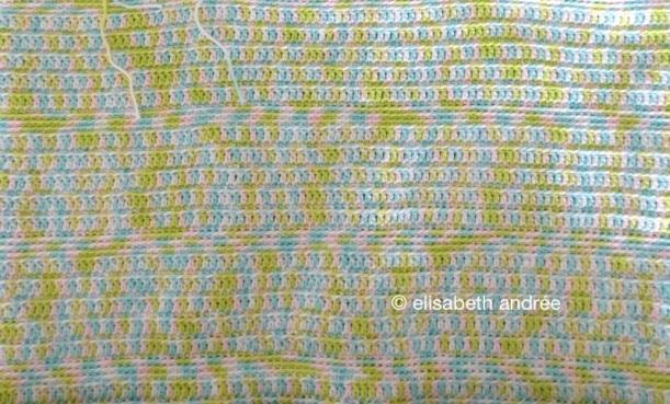 storage bag stitch pattern