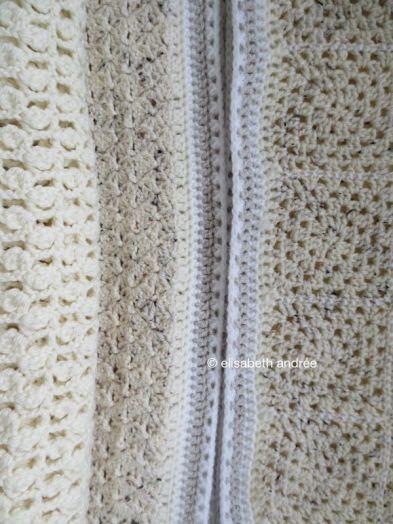 patchwork blanket edge