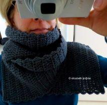 my new scarf