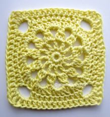 another square yellow version