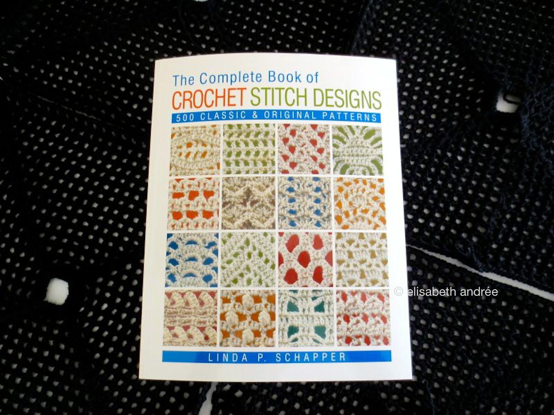 Crochet Stitches Book : crochet stitches elisabeth andrEe