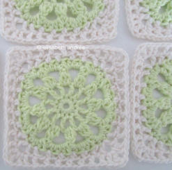 another square with a lacy border by elisabeth andrée