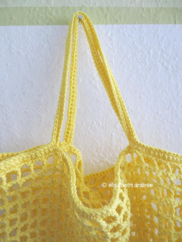 citron grocery bag handles