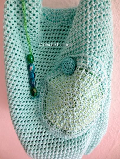 crochet bag by elisabeth andrée back