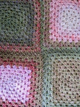 4 squares sewed together
