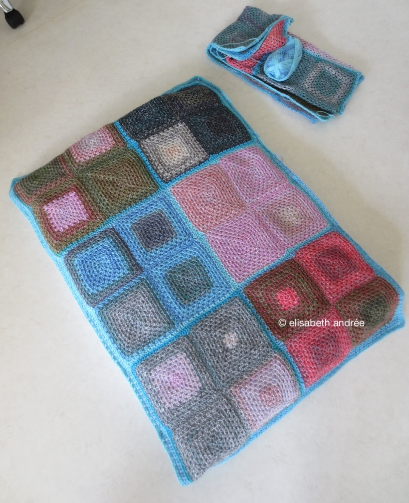 variegated squares part one
