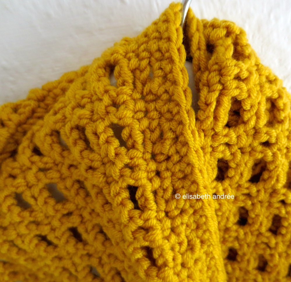 how to fix a missed stitch in crochet