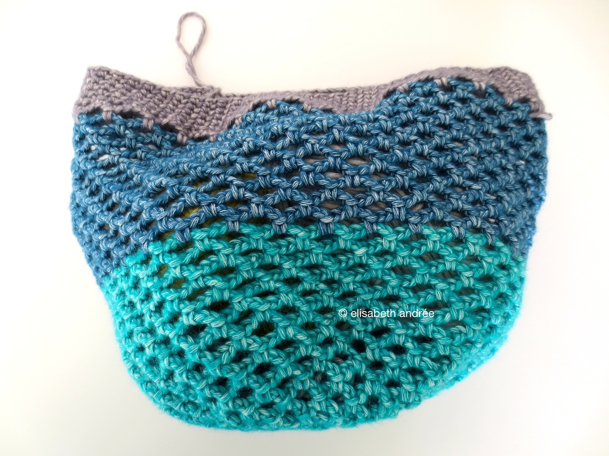 Crochet Work Bags : crochet work in progress: bags and cases elisabeth andrEe
