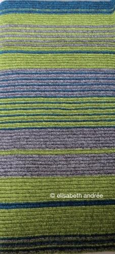 soft ribbels stripes by elisabeth andrée