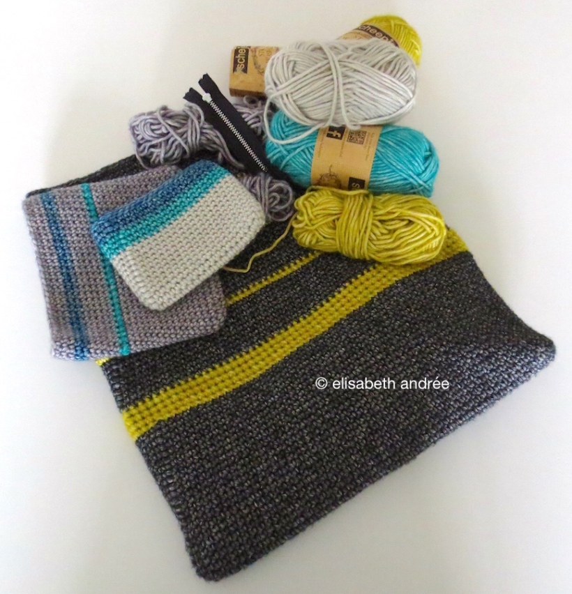 Crochet Work Bags : crochet work in progress: giant cushion, blanket and more elisabeth ...