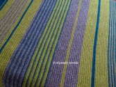 stripes soft ribbels crochet blanket by elisabeth andrée