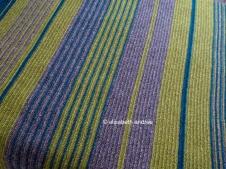 stripes soft ribbels crochet blanket by elisabeth andrée