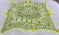 crochet square vintage pattern