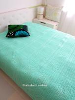crochet opaline blanket by elisabeth andrée