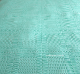 crochet stitches opaline blanket by elisabeth andrée