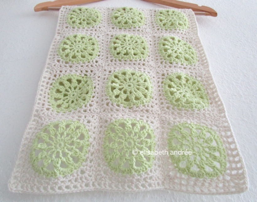 another squares crochet project by elisabeth andrée