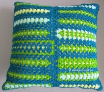 rectangular grannies cushion cover side 2